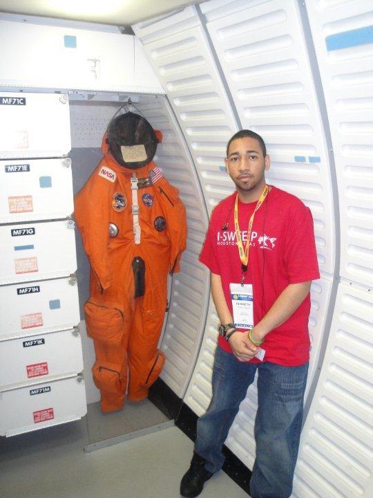 NASA, Houston, TX